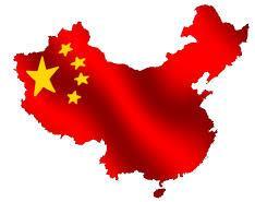 china R