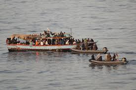 Cargourile cu refugiaţi islamici
