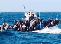 Cargourile cu refugiaţi islamici,