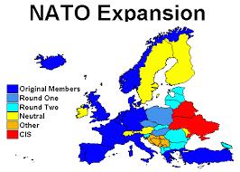 NATO. wxpansiune