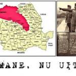 DIKTATUL DE LA VIENA harta TRANSILVANIA