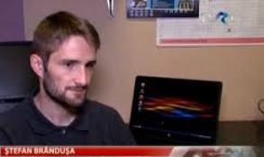 Ştefan Brânduşă, dezvoltator IT