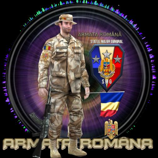 ARMATA ROMANA Logo-icon 3D-02