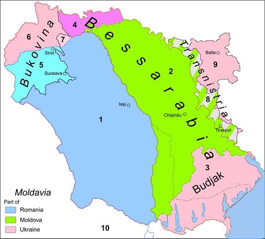 BASARABIA & BUCUVINA