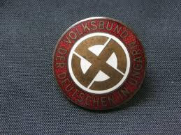 Deutsche Volksgruppe insign. ww2
