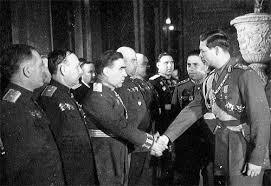 Regele Mihai SI RUSII 1944