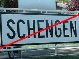 Schengen interzis