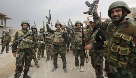 Syrian army clears southern al-Qusayr of armed groups.