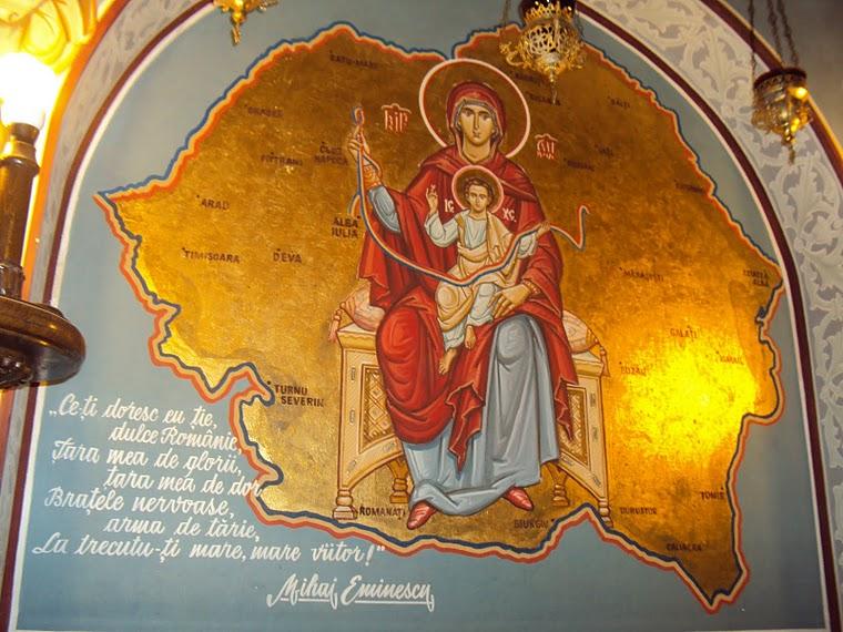 gradina-maicii-domnului-din-biserica-romaneasca-din-ierusalim-romania-mare-eminescu