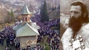 Mănăstirea Prislop si A. BOCA