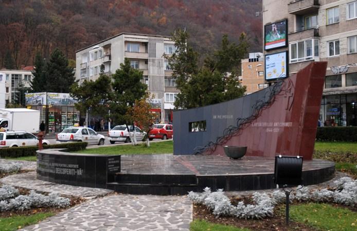 Monument Luptatori Anticomunisti