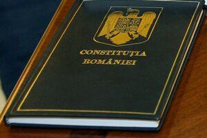 Constitutia Romaniei 1