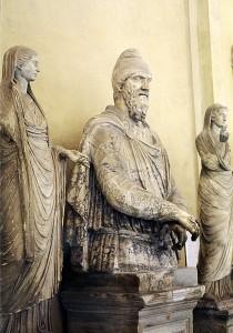DAC - Galeria Chiaramonti a Vaticanului