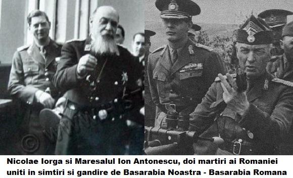 Nicolae-Iorga-si-Maresalul-Ion-Antonescu-Basarabia-1812