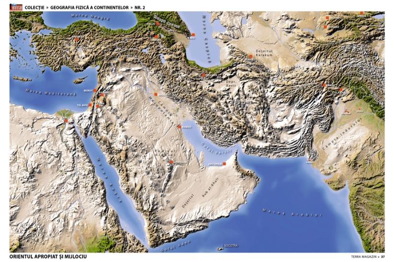 Orientul Apropiat & mijlociu
