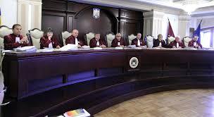 curtea constitutionala d