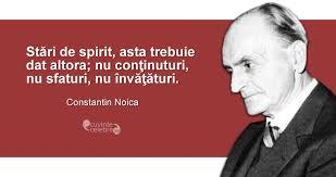 NOICA CONSTANTIN text