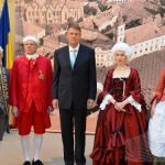 Baronul von Brukenthal & sotia in vizita la KWI