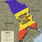 Moldova-map-w-flag
