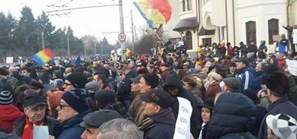 PROTESTE COTROCENI febr. 2017 m