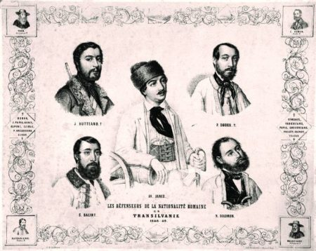 Avram-Iancu-si-capitanii-sai-Simion-Balint
