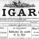 Le Figaro p1