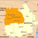 ROMANIA intre IMPERII