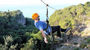 ▷ Zipline Tour with Sea View in the Makarska Riviera from 22 € - CheckYeti